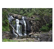 Stephensons Falls (Otways) by steveo-71