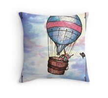 The Adventurist Throw Pillow
