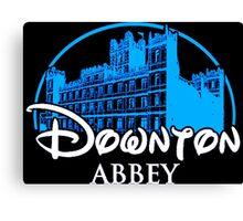 Downton Abbey Castle Canvas Print
