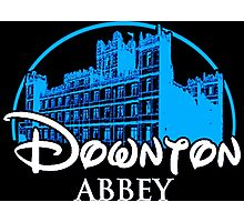 Downton Abbey Castle Photographic Print