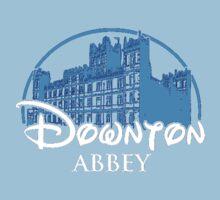 Downton Abbey Castle One Piece - Short Sleeve