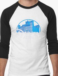 Downton Abbey Castle Men's Baseball ¾ T-Shirt