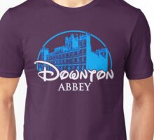 Downton Abbey Castle Unisex T-Shirt