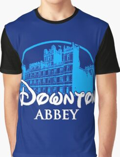 Downton Abbey Castle Graphic T-Shirt