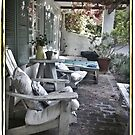 The veranda by fourthangel