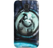 Cow In Space Samsung Galaxy Case/Skin