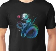 Space traveller Unisex T-Shirt