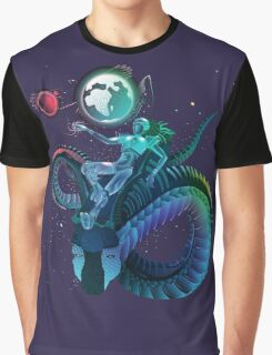 Space traveller Graphic T-Shirt
