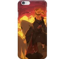 Deidara 3 - iPhone Case iPhone Case/Skin