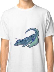 Dino fell over Classic T-Shirt
