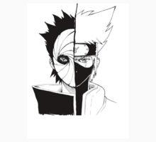 Naruto Tobi/Kakashi by LeoSteelfire