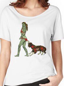 Zombi-Tone Women's Relaxed Fit T-Shirt