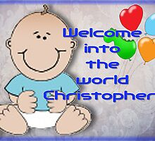 welcome Christopher! by vigor
