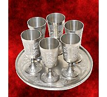 Irish Cups Photographic Print