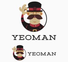 Yeoman ×2 by csyz ★ $1.49 stickers