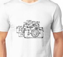Leica M3 to the Eighth Unisex T-Shirt