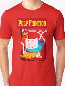 Funny Pulp Finntion Adventure Time Unisex T-Shirt