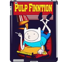 Funny Pulp Finntion Adventure Time iPad Case/Skin