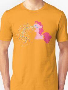 Pinkie Pie Confetti Vomit T-Shirt