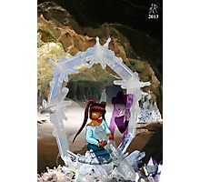 Alphabet Fairy- Quanda Photographic Print
