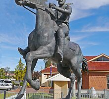 CaptainThunderbolt, bushranger. by Margaret  Hyde