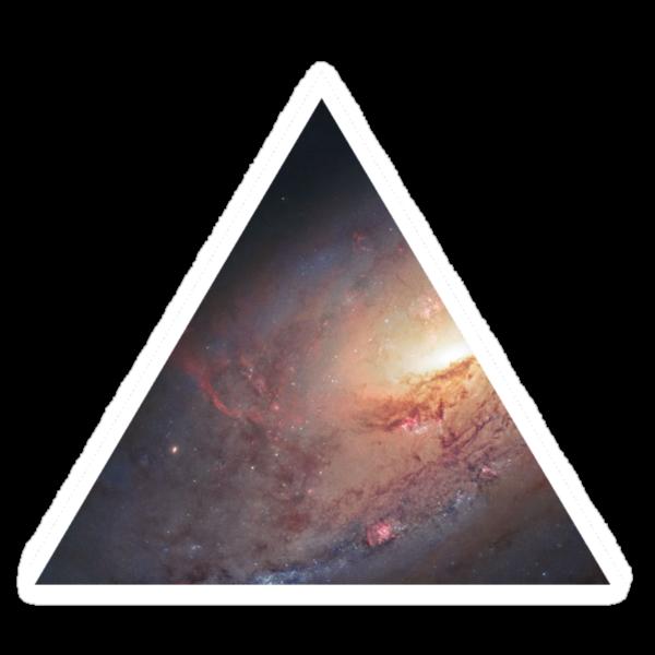 Nebula Triangle 3 by infiniti