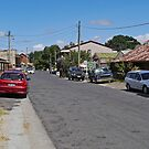 Town Centre, Sofala, New South Wales, Australia by Margaret  Hyde