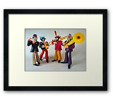 20 Years Ago Today Framed Print