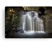 Strickland Falls, South Hobart, Tasmania #4 Canvas Print