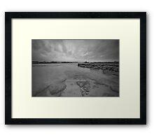 Moffat Monochrome Framed Print
