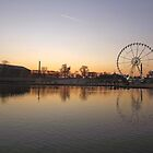 Big wheel at Place de la Concorde, Paris by graceloves