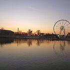 Big wheel at Place de la Concorde, Paris by graceloves