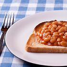 Beans on Toast by Alan Organ