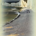 England's Cliffs at Birling Gap by karina5