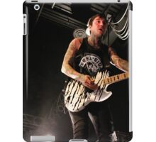 Pierce The Veil 08 iPad Case/Skin