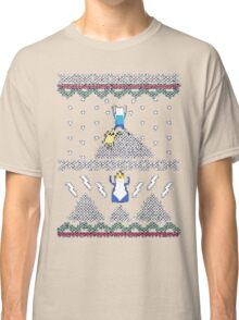 Jack and Finn Adventure Time Sweater Classic T-Shirt