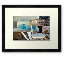 Malta 3 Framed Print