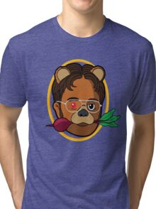 Dwight Schrute (The Office) Tri-blend T-Shirt