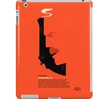 Magnum iPad Case/Skin
