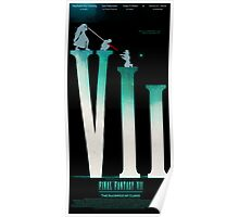 Final Fantasy VII: The Sacrifice Of Cloud POSTER Poster