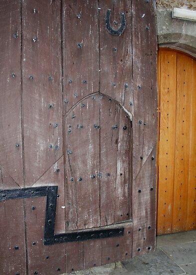 Judas Door by AnnDixon
