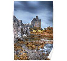 Eilean Donan Castle 3 Poster