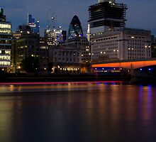 London by Night by AEA27