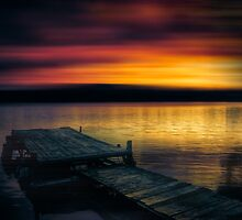 The red lake by radonracer