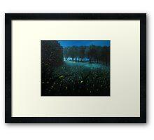 Ember of Life Framed Print