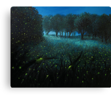 Ember of Life Canvas Print