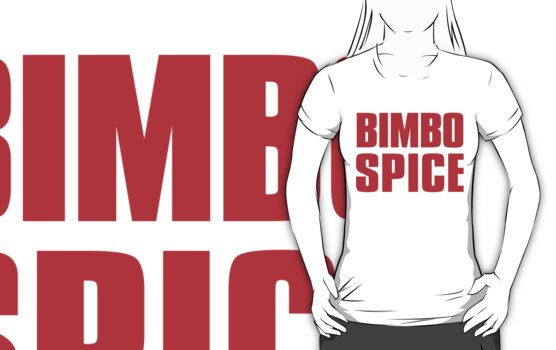 Bimbo Spice by CrazyAsia