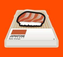 Japantone - Sake Orange by thickblackoutline