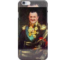 Bob Paisley OBE iPhone Case/Skin