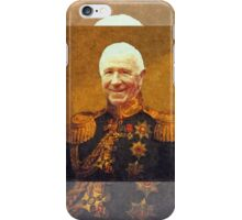 Sir Matt Busby iPhone Case/Skin